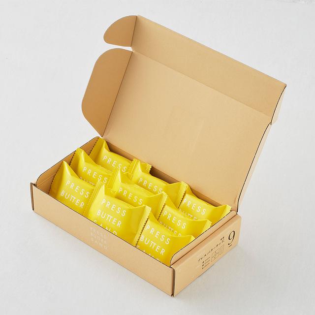 バターサンド<檸檬>(9個入)