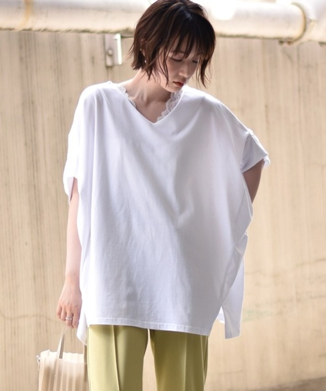 チャリティTシャツ/2WAYドルマントップス