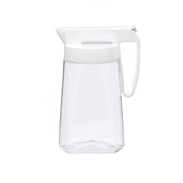 ワンプッシュピッチャー ホワイト 1.6L