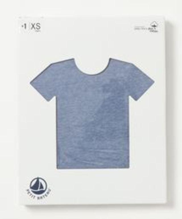 クルーネック半袖Tシャツ_N