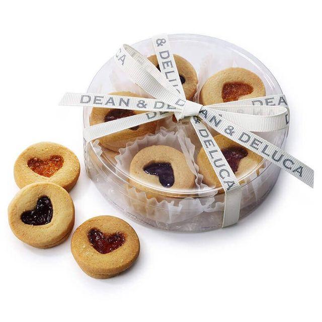 ハートジャムサンドクッキーアソート10pcs