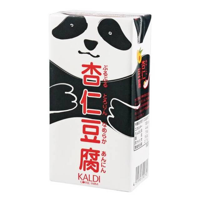 パンダ杏仁豆腐 537g