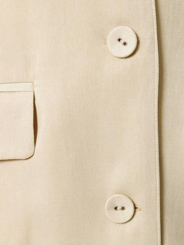 【セットアップ対応】ハーフスリーブジャケットシャツ