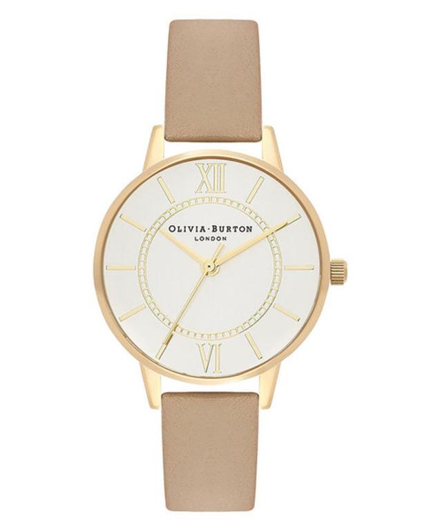 ワンダーランドミディダイヤル腕時計