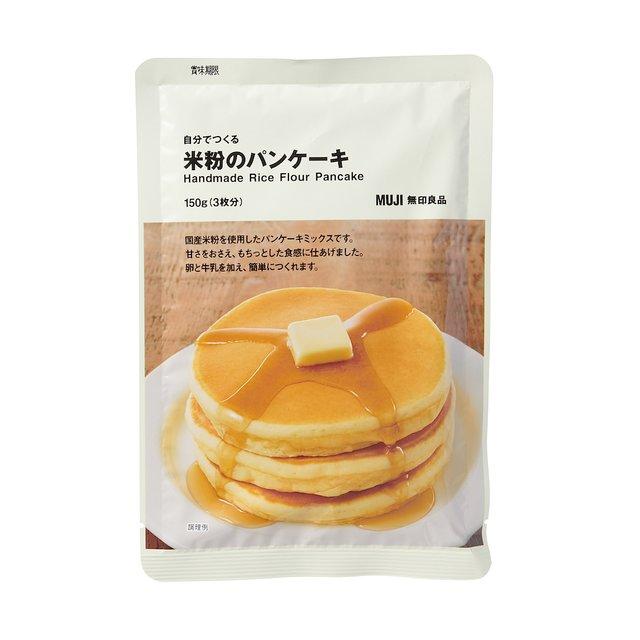 自分でつくる 米粉のパンケーキ 150g(3枚分)