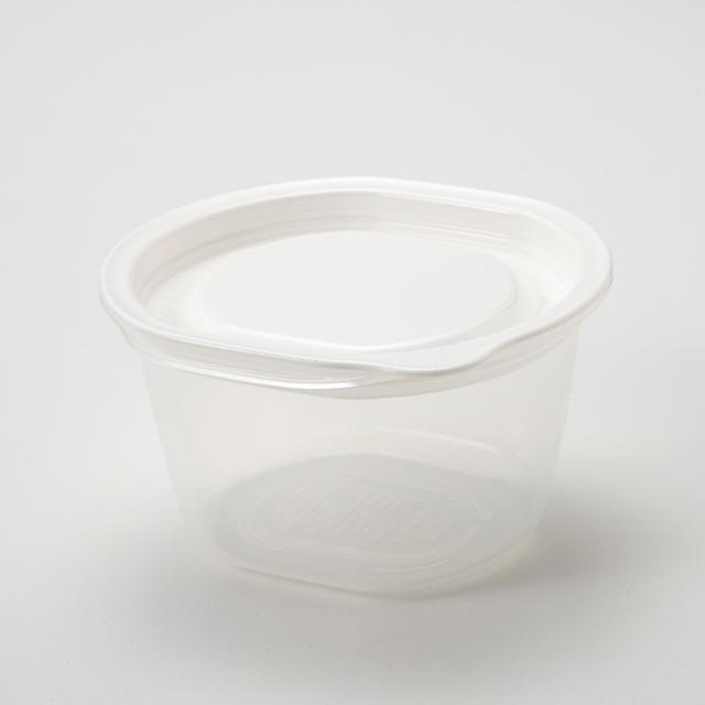 そのままレンジ保存容器(ご飯一膳用4個入)
