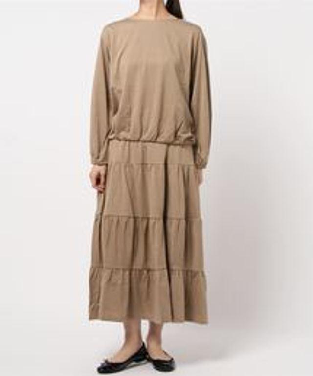 SUGARSPOON SET2点プルオーバー×スカート