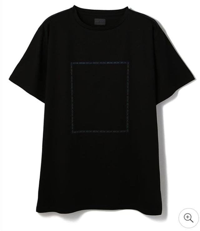 リフレクトTシャツ