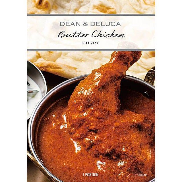 DEAN & DELUCA 骨付きモモ肉のバターチキンカレー