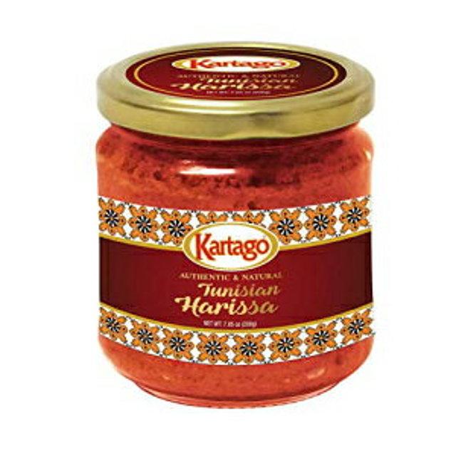 Tunisian Spicy Harissa Sauce