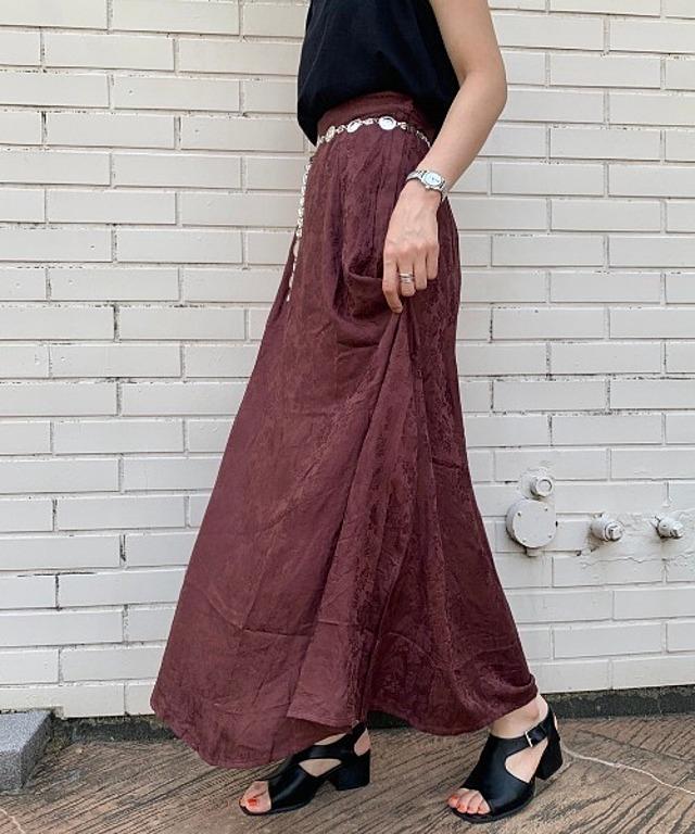 チャイナジャガードスカート