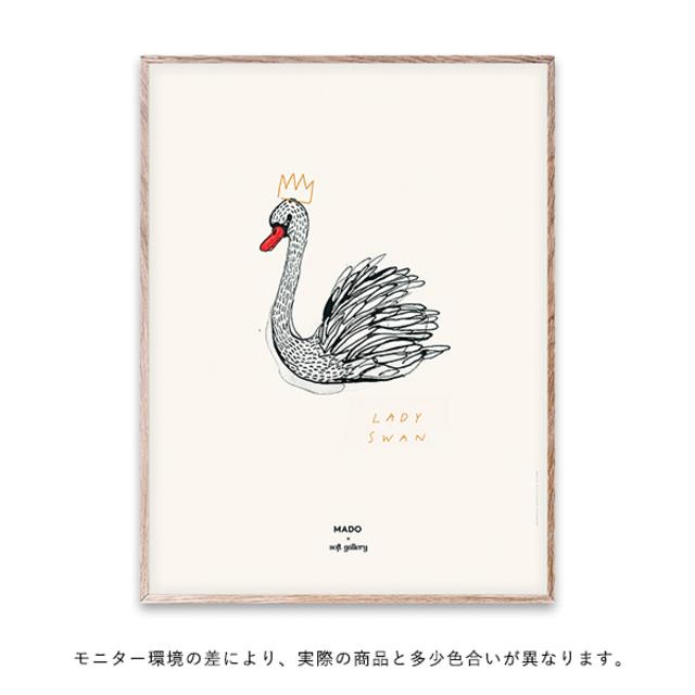 ポスター(Lady Swan)