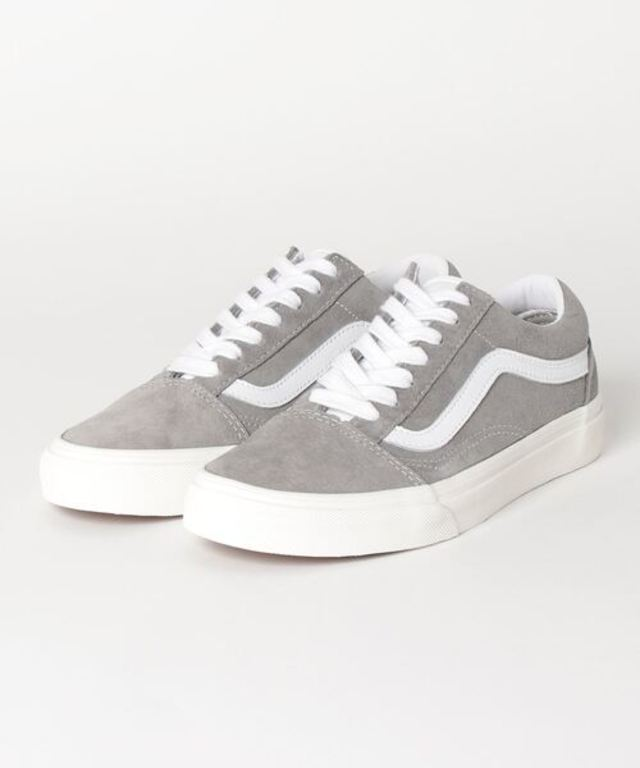 VN0A4BV518P OLD SKOOL (P.SUEDE)DRIZZ