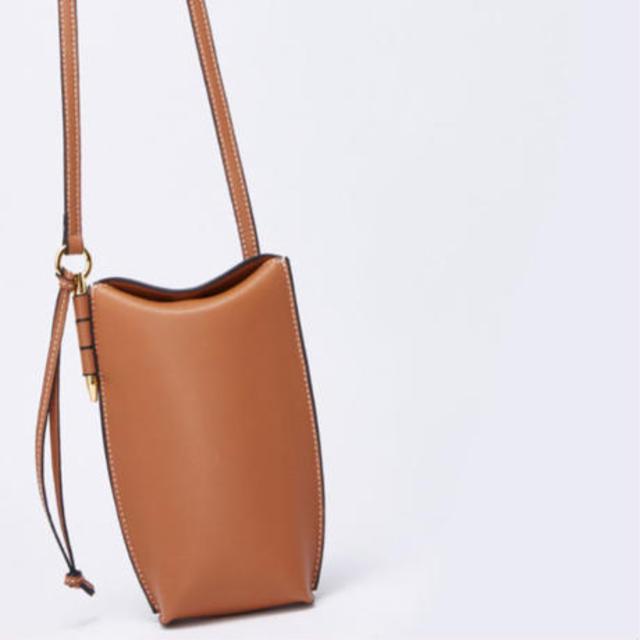 【即納あり】【bg027】リアルレザーステッチミニポケットバッグ(6カラー)