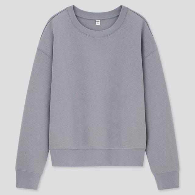 ダブルフェイススウェットシャツ(長袖)