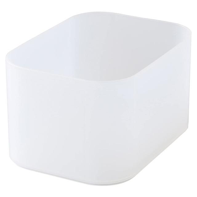 ポリプロピレンメイクボックス・1/2横ハーフ 約150×110×8