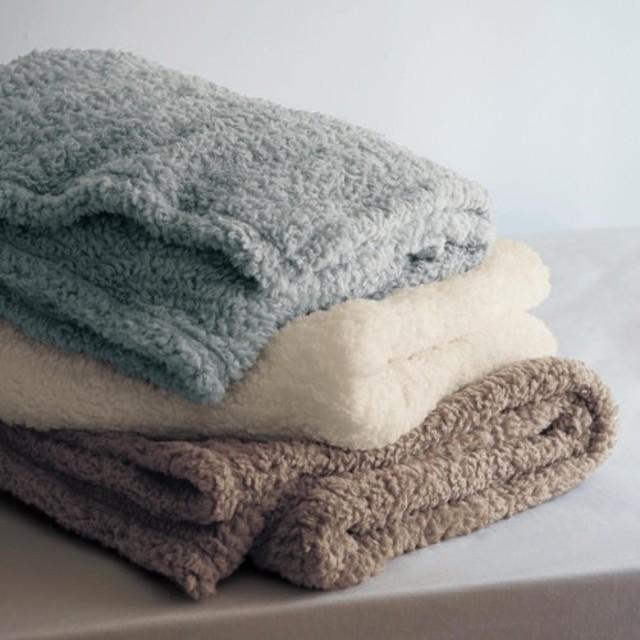 うもれたくなるボリュームたっぷり毛布