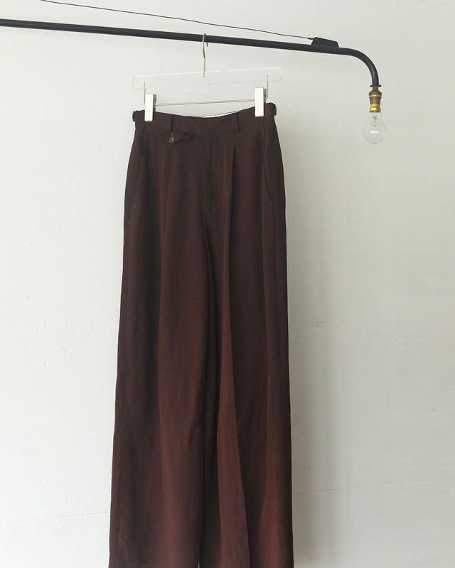 Linen Gurka Pants