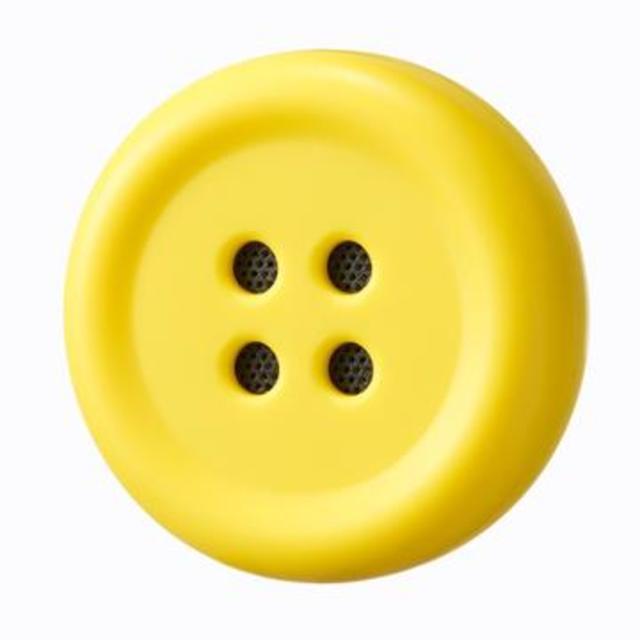 ボタン型スピーカー Pechat(ぺチャット)