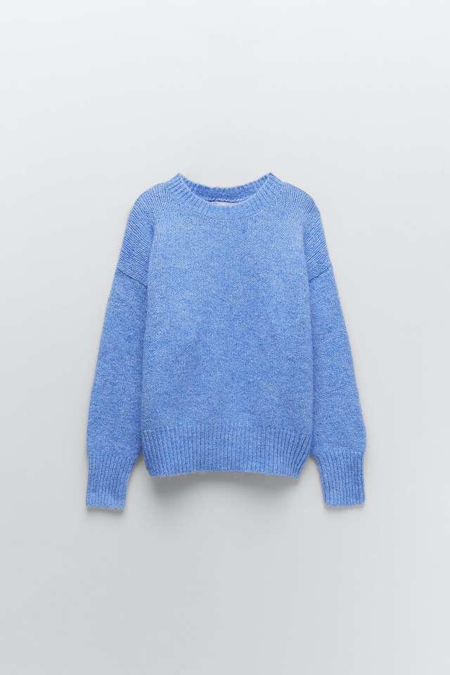 ソフトタッチニットセーター