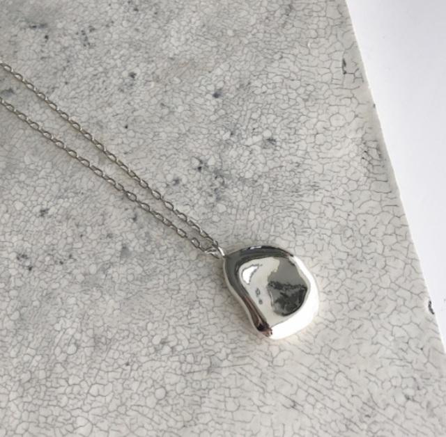 Manon necklace silver