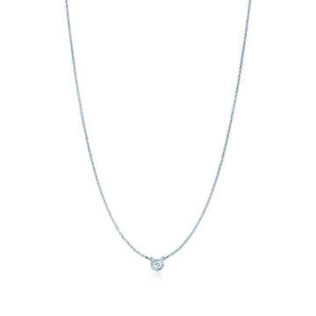 エレサペレッティ ダイヤモンドバイザヤードペンダント