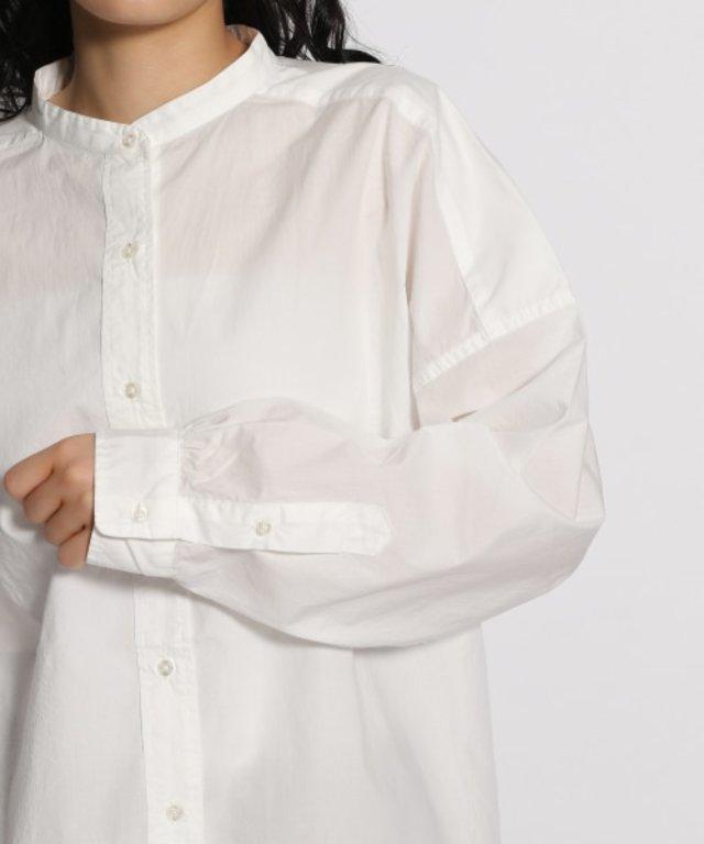 マーセビッグスタンドカラーシャツ