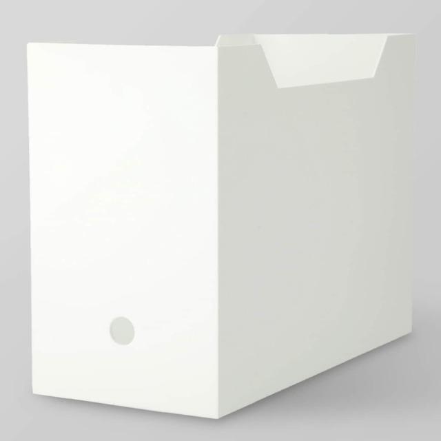 A4ファイルケース Nオール ワイド(ホワイト)