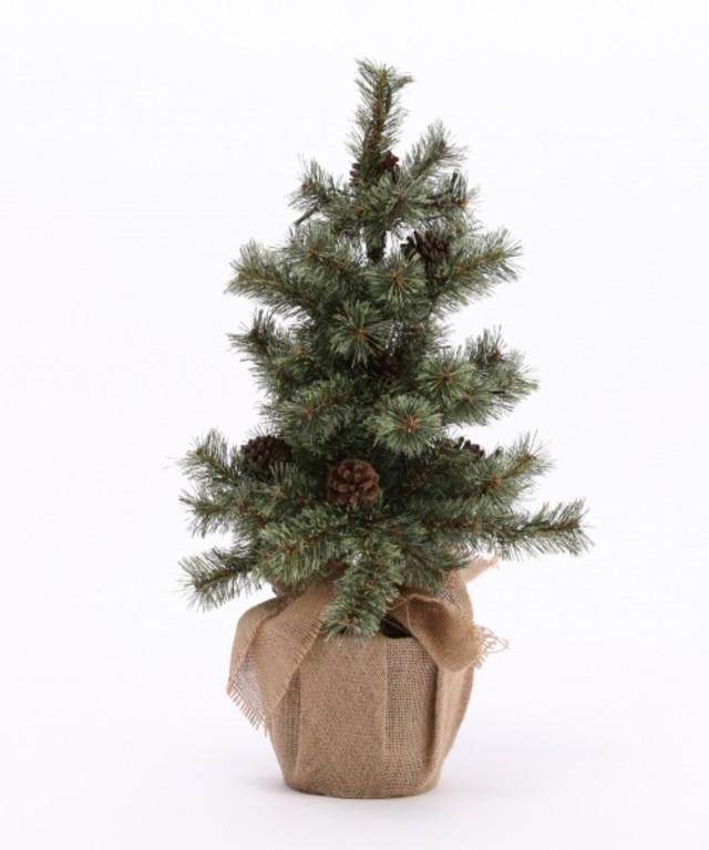 クリスマスツリー70cm LED