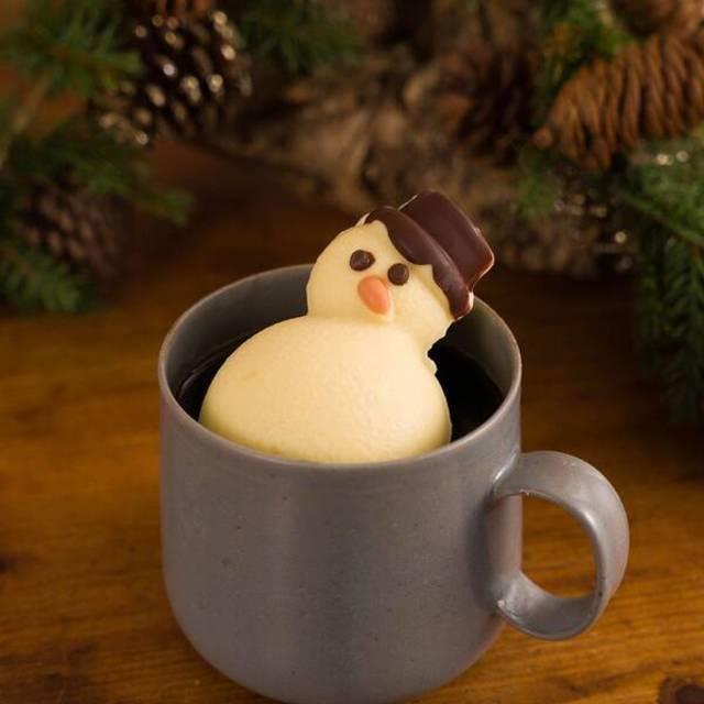 オーワオ チョコレート メルティングスノーバディ