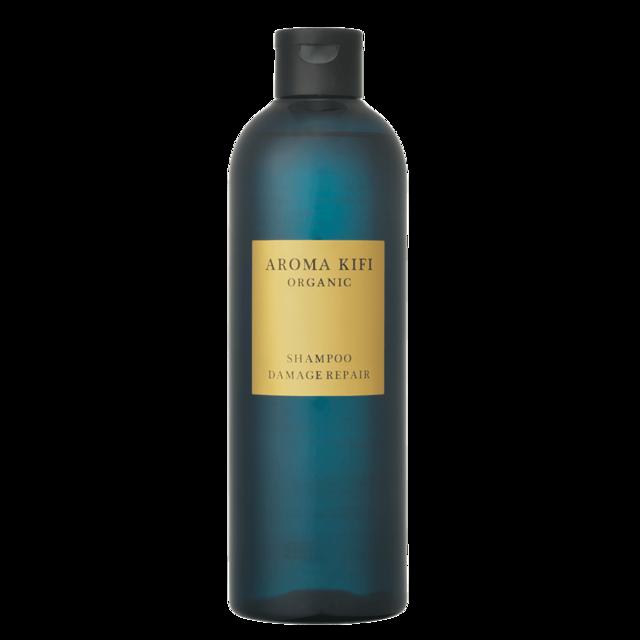 <DAMAGE  REPAIR> オーガニックシャンプー  精油100%  アロマティックローズの香り