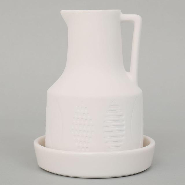 陶器加湿器 ポット(IV IQ)