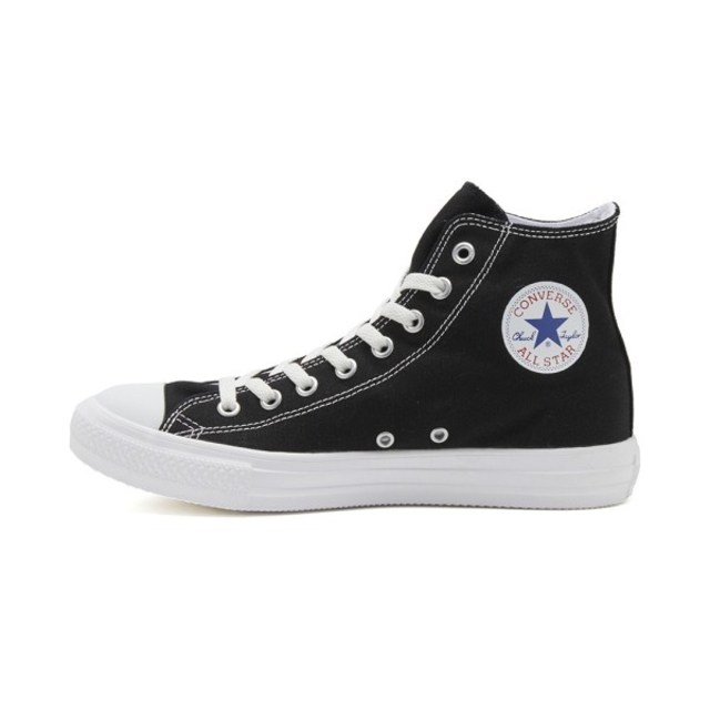 ALL STAR LIGHT HI BLACK