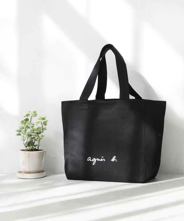 VOYAGE FEMME WEB限定 GO03‐01 ロゴトートバッグ