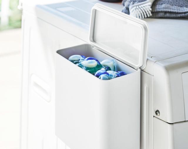 マグネット洗濯洗剤ボールストッカー