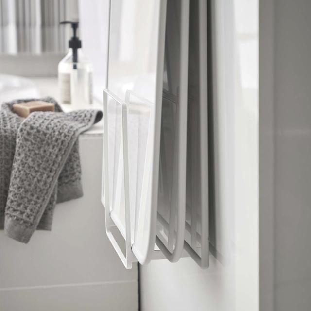 乾きやすいマグネット風呂蓋スタンド