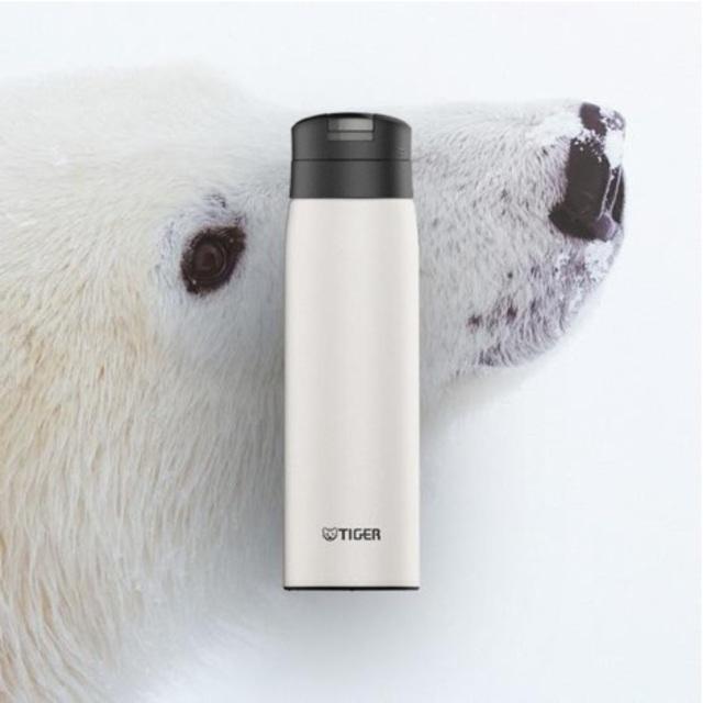 カスタムボトルズ POLAR BEAR 500ml