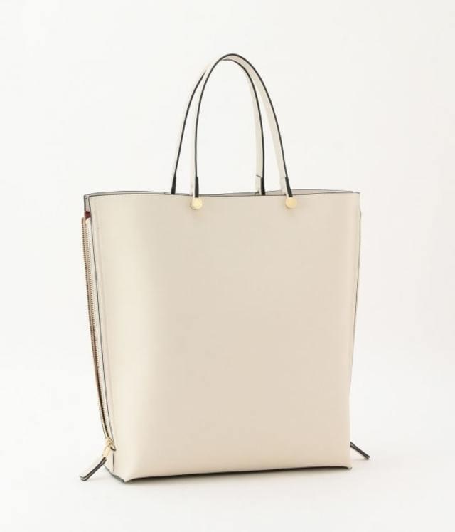 【E'POR】【一部WEB限定】【A4対応】Y bag Large(サイドジップ縦型トートバッグ)