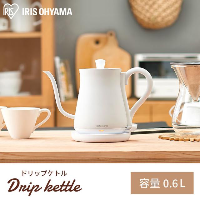 ドリップケトル ホワイト IKE-C600-W
