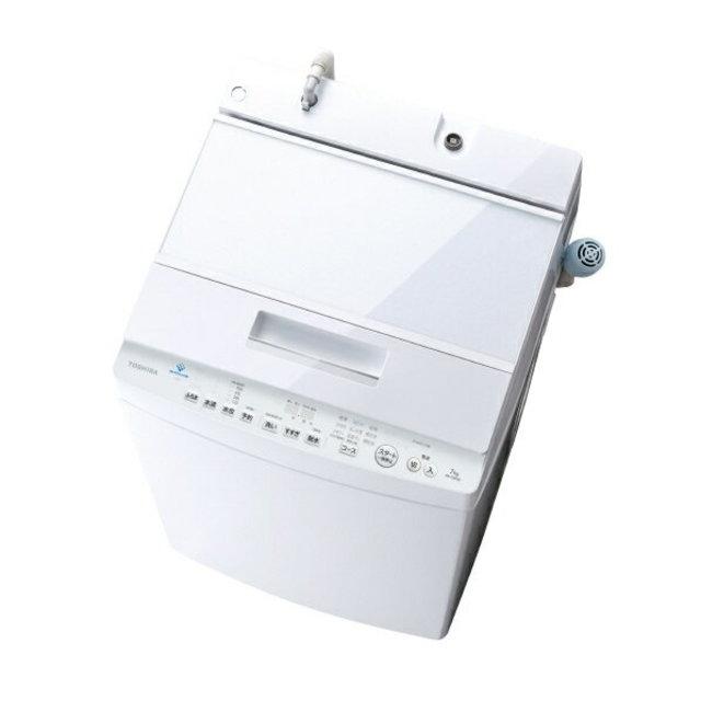 全自動洗濯機 ZABOON グランホワイト AW-7D9
