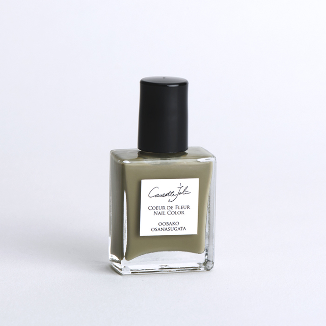 Coeur de Fleur Nail Color OOBAKO OSANASUGATA おおばこおさなすがた(数量限定)