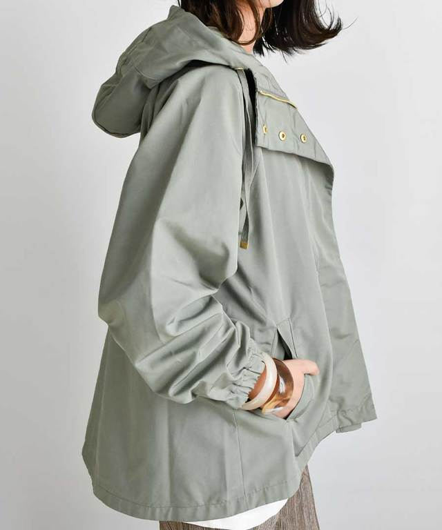 Water repellent agent Mountain parka