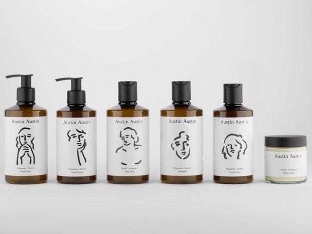 palmarosa & vetiver hand soap 300ml
