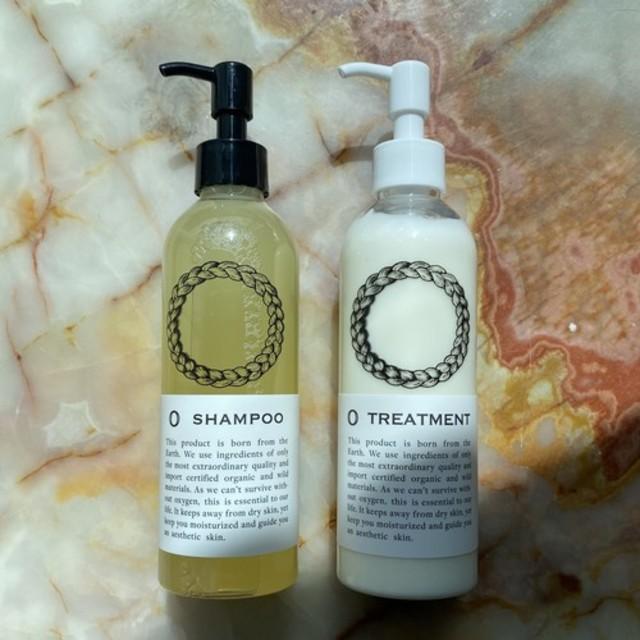 O・Shampoo Treatment Set (240ml)