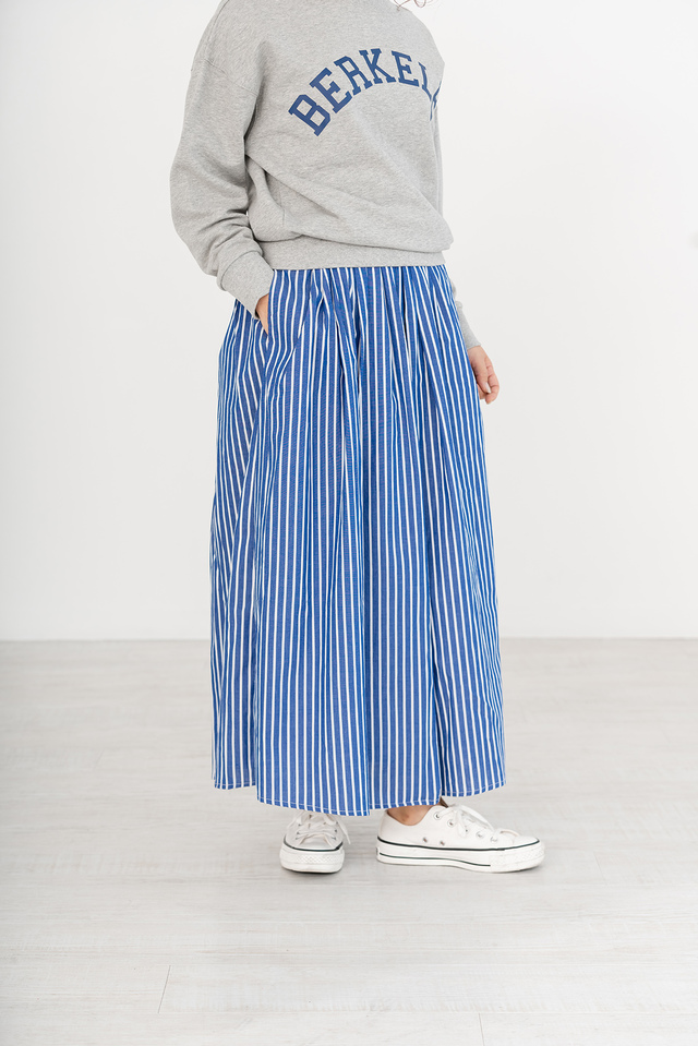 stripe Tak skirt