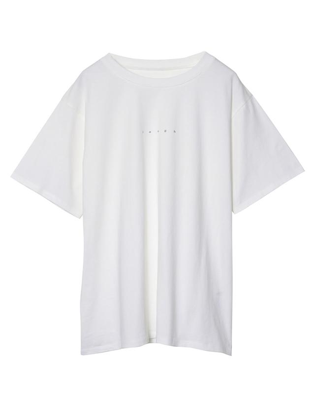 ロゴが選べるオーガニックコットンTシャツ