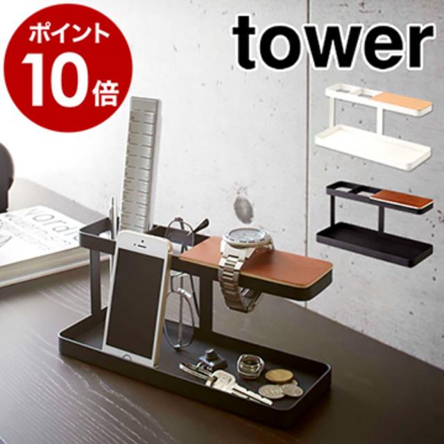 デスクバー タワー