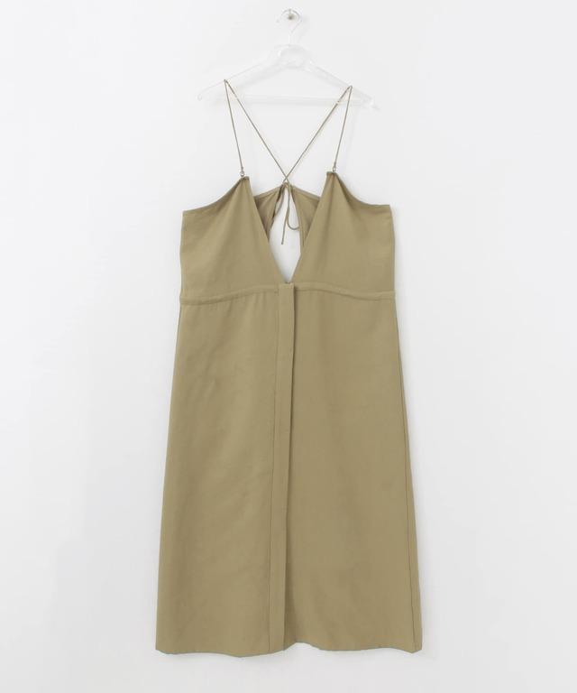 STRINGS CAMI-DRESS