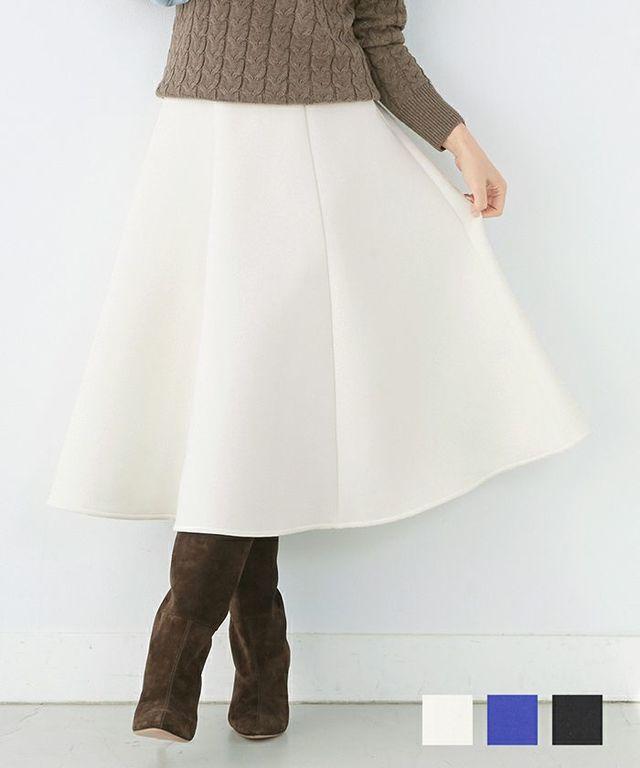 スカート ボンディング すっきりライン