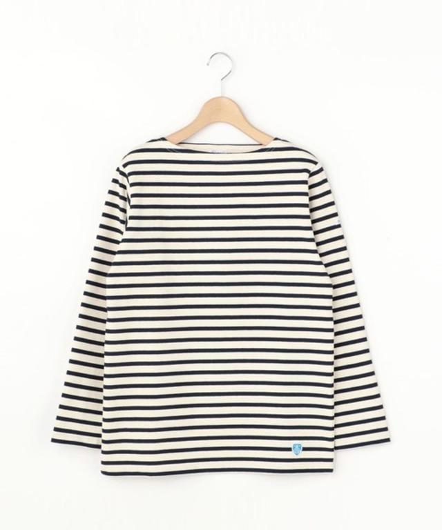 コットンロードフレンチバスクシャツ STRIPE WOMEN